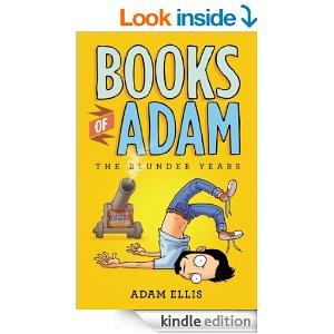 Adam Ellis book from Amazon