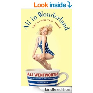 Ali Wentworth book from Amazon