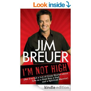 Jim Breuer book from Amazon