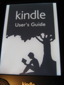 Getting this Kindle really kicked my reading addiction up a notch.